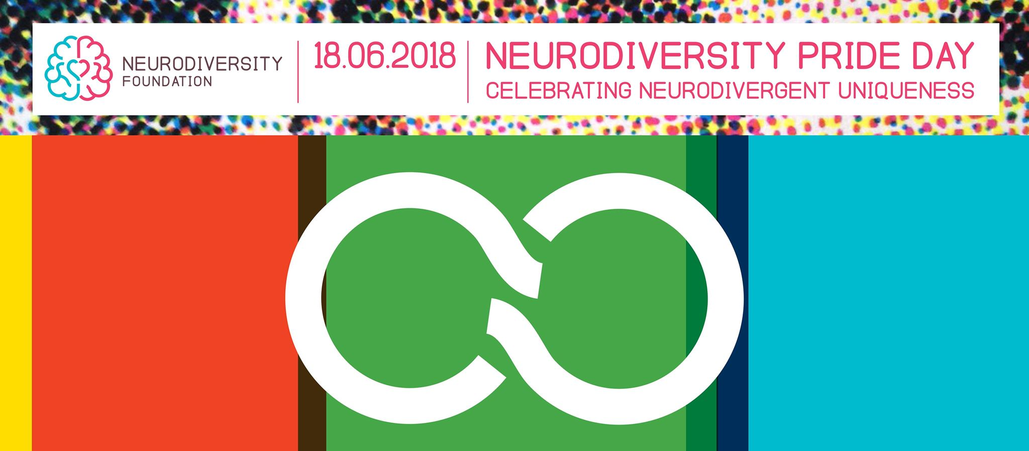 Neurodiversity Pride Day Banner